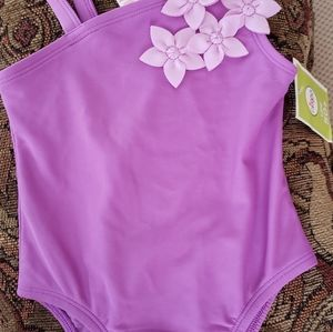 Toddlers bathing suit girls